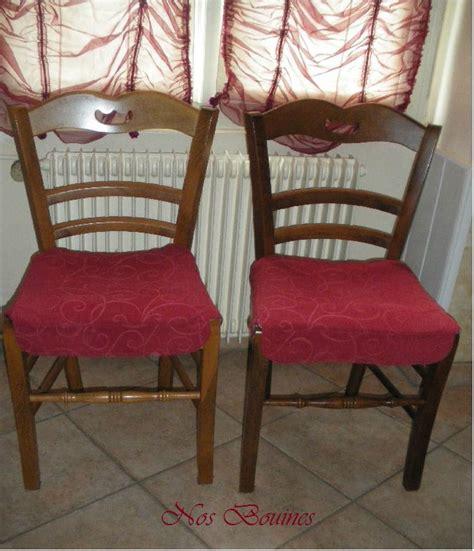 dessus de chaises dessus de chaise en tissu