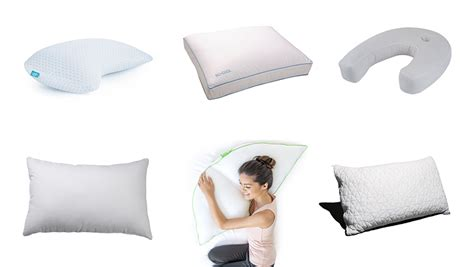 best pillow for side sleepers top 10 best pillows for side sleepers
