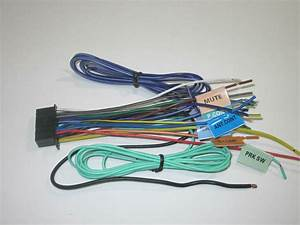 Kenwood Dnx6180 Wire Harness New B3