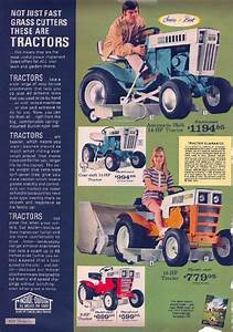 Page From The Sears 1971 Catalog    - Mytractorforum Com