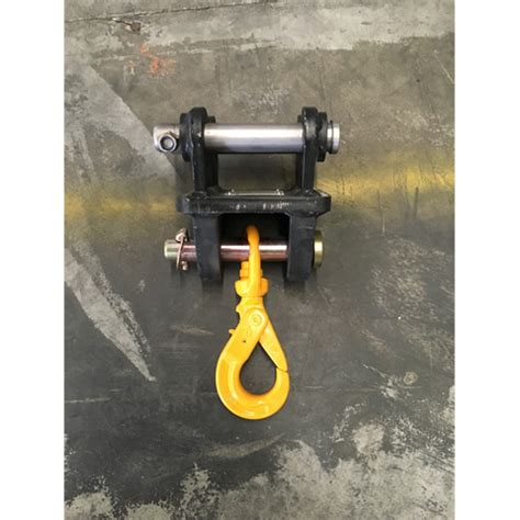 excavator lifting hook    earthmoving civil excavator attachments