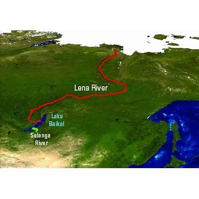 lena river location on world mapMy blog