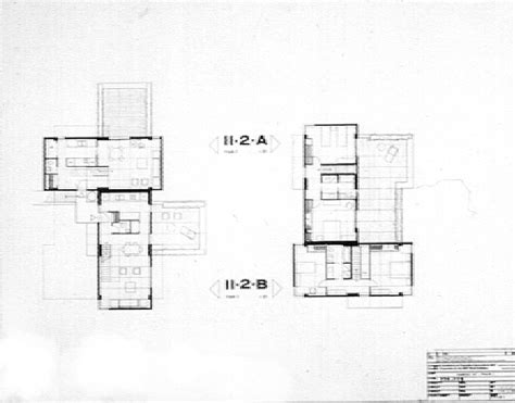 architectural plans habitat 67 planning and architectural drawings