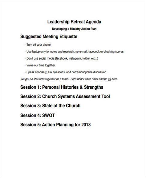 buy  church leadership meeting agenda