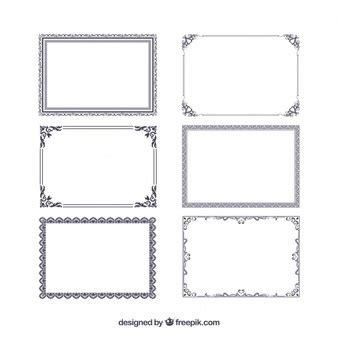 Cornici Psd Certificate Frame Vectors Photos And Psd Files Free