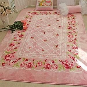 shabby chic rug With tapis shabby chic