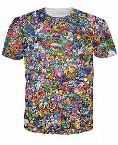 fun t shirts for pokemon fans of all ages