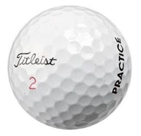 Titleist Pro V1 Practice 12er Golfbälle  Golf & Günstig