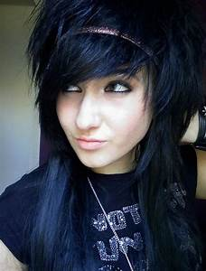 Emo Hairstyles for Girls - Latest Popular Emo Girls ...