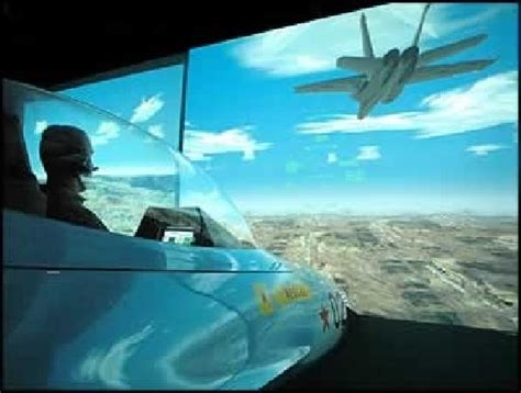Flight Deck Simulation Center Anaheim flight desk air combat centre picture of flightdeck