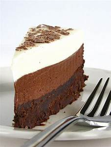 Chocolate Mousse Cake Recipe — Dishmaps