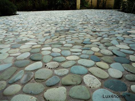 green pebble tiles taipei green  cm luxhomecom