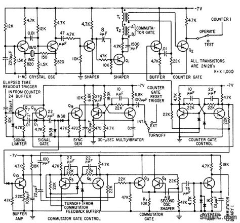Encoder Oscillator Electrical Equipment Circuit