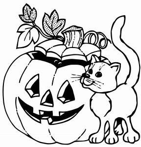 98 Dessins De Coloriage Halloween En Ligne Gratuit Imprimer