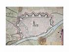 Battle plans Germany forteresse de Ulm Dumont 1729 | M&M