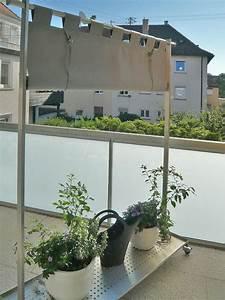 windschutz und sichtschutz modern terrasse hannover With französischer balkon mit matratze garten wetterfest