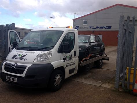 car breakdown recovery  london towing services