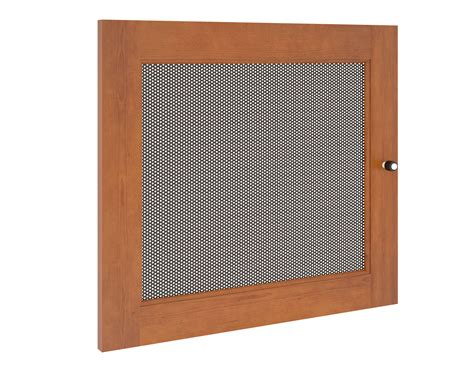 Perforated Metal Doors Perforated Steel Doors Fold Open