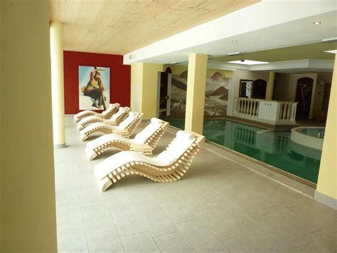 Wellness Sauna Hotel Valpudra S Selva Di
