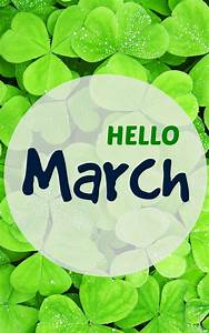 HELLO MARCH – Popcorn & Pearls – Beauty and Lifestyle Blogger
