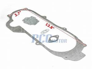 Short Case Gy6 49cc 50cc Gasket Set 139qmj Scooter Moped Taotao Coolster