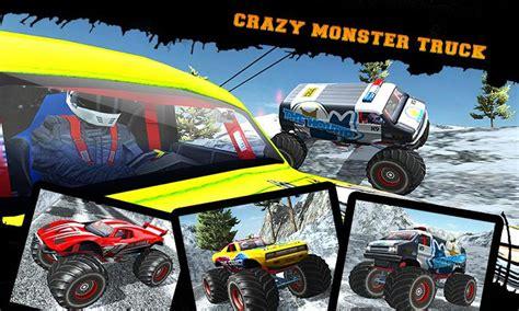 racing monster trucks snow racing monster truck 17 apk download free racing