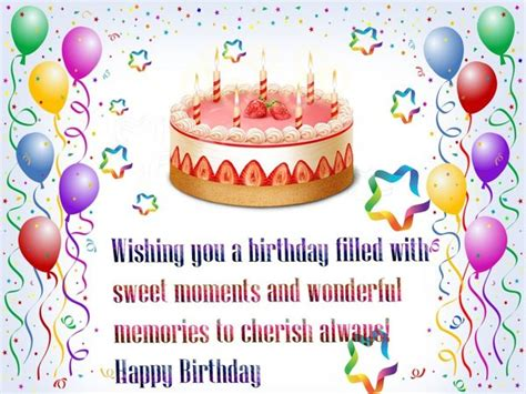 Happy Birthday Images In Top Birthday Wishes Images Greetings Cards And Gifs