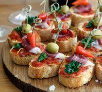 party fingerfood ideen einfach schnell und koestlich