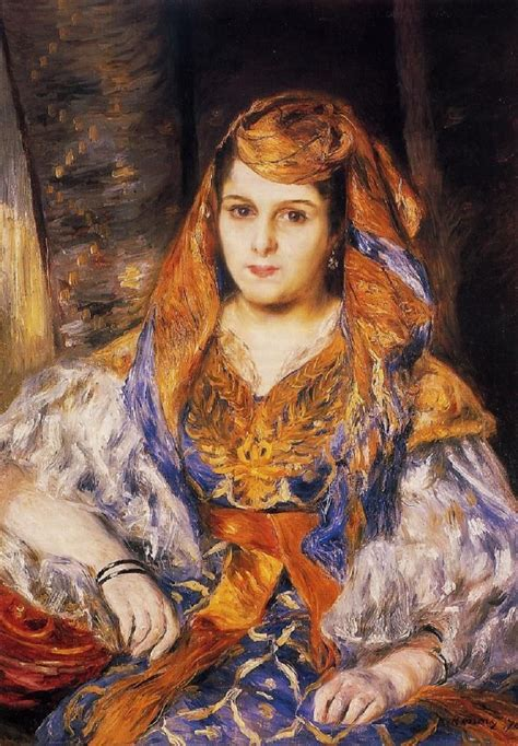 Its About Time Orientalism By Pierre Auguste Renoir