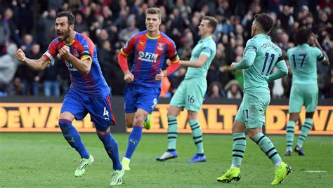 Crystal Palace 2-2 Arsenal: Rekor Kemenangan The Gunners ...