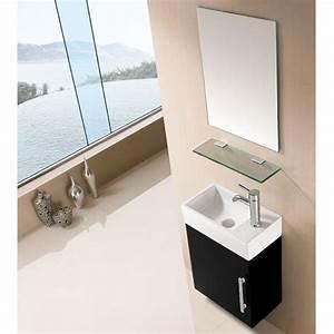 les 25 meilleures idees de la categorie meuble sous lave With meuble sous vasque suspendu 7 un petit meuble lave mains pour de petit wc blog lave