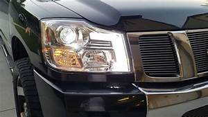 2004 Nissan Titan - Led Light Tube Projector Headlights Headlamps Part 4