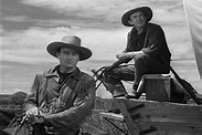 """Duke and Walter Brennan in """"Red River"""" (1948).   Red river ..."""