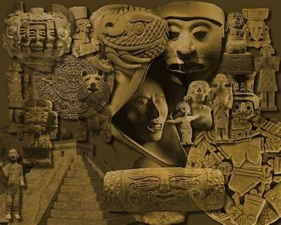 Aztec Wallpapers Columbian Mesoamerica Pre America Azteca