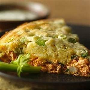 Impossibly Easy Mini Buffalo Chicken Pies recipe from