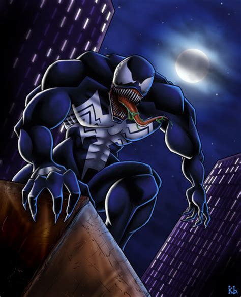 spider villains images venom wallpaper and background