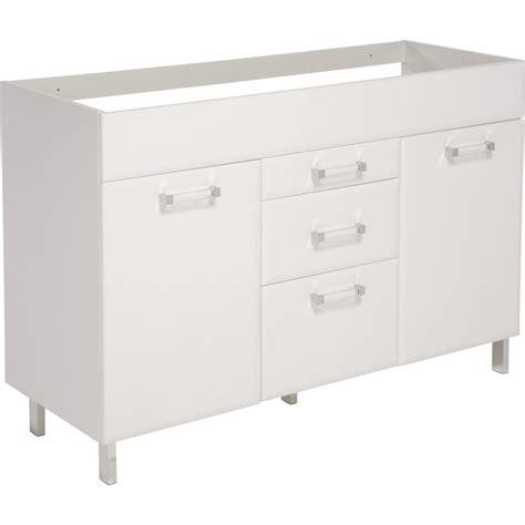 meuble cuisine sous evier 120 cm sous evier 120 cm images