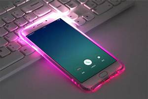 Soft Tpu Led Flash Light Up Case Remind Incoming Call Cover For Samsung Galaxy J1 J3 J5 J7 A3 A5