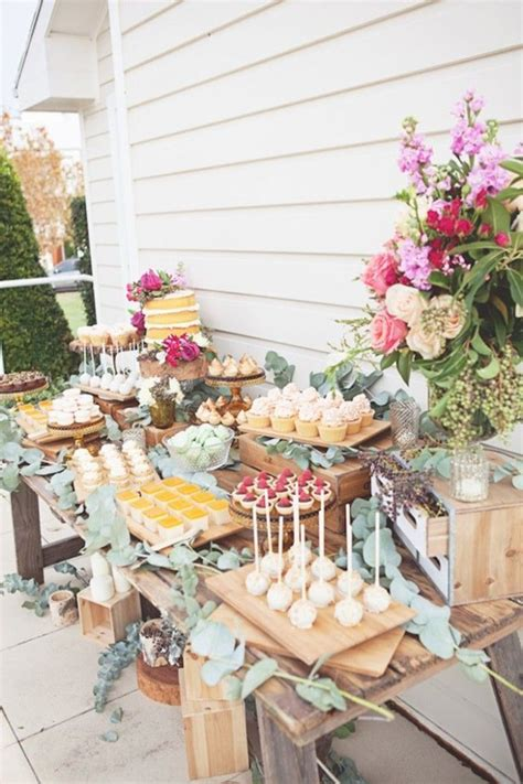 50 backyard decoration ideas for bridal shower this