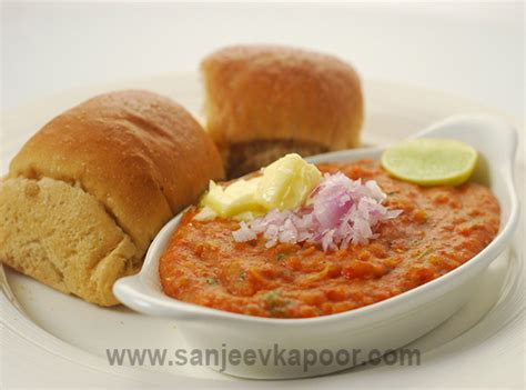 how to pav bhaji recipe by masterchef sanjeev kapoor