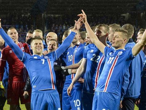 More History For Iceland Serbia Clinch Fifa World