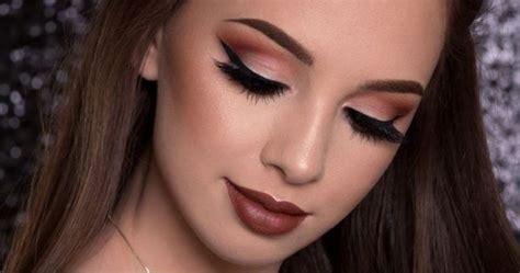 Модный макияж 2018 фото и тренды