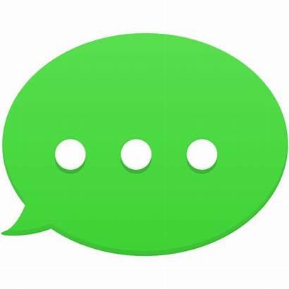 Message Icon Messages Android Mensaje Texto Icono