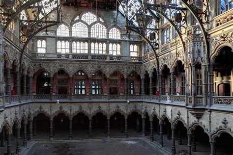 12 beautiful abandoned buildings that only got better with