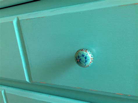 pretty turquoise knobs my hobby lobby and home