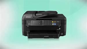Install Epson Wireless Printer Diagram : epson workforce wf 2760 wireless setup using the printer ~ A.2002-acura-tl-radio.info Haus und Dekorationen