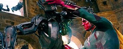 Vision Iron Spider Thor Hulk Comic Vine