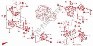 2002 Honda Civic Parts Diagram