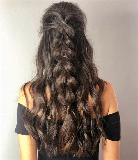 Curled Prom Hairstyles by 24 Top Curly Prom Hairstyles 2019 Update All Things