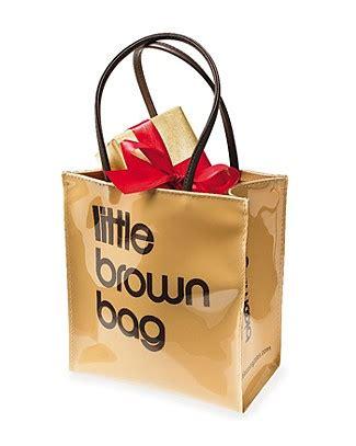 bloomingdales  brown bag bloomingdales